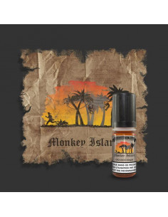 Monkey Island 10ML Buccaneer's Juice - eliquide pour cigarette électronique - johnnyvape.fr