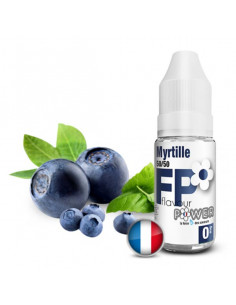 Myrtille 10ML Flavour Power - Eliquide Flavour power pas cher sur johnnyvape.fr
