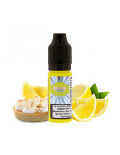 Lemon Tart Sel de nicotine 10ML Dinner Lady - Eliquide gourmand sur Johnnyvape.fr