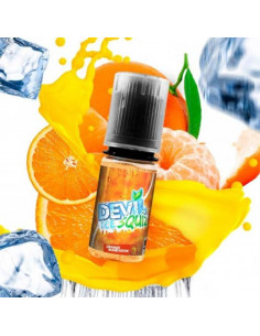 E-liquide Orange Mandarine Devil Ice Squiz - Avap - Cigarette electronique - johnnyvape.fr