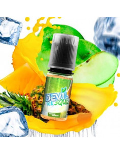 E-liquide Pomme Ananas Devil Ice Squiz - Avap - Cigarette electronique - johnnyvape.fr