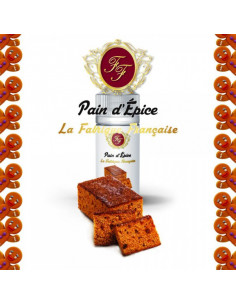 Arome Concentre Le Pain d'Epice - Fabrique Francaise - Concentre  gourmand - JohnnyVape